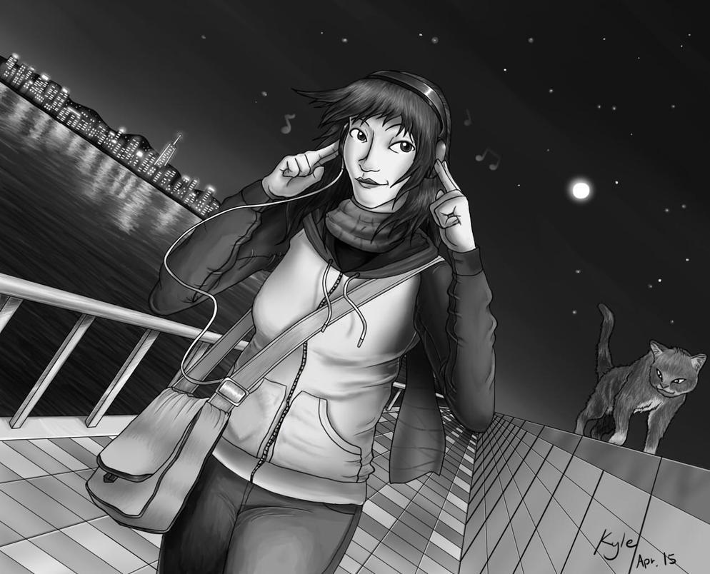 Summer Stroll by DC-KMOS