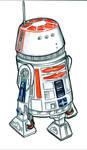 R5-D4 or Skippy the Jedi Droid