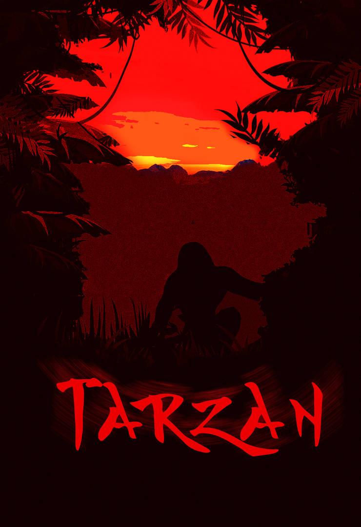 Tarzan by Sularias