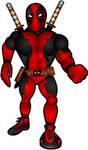 Deadpool Toxic Toon