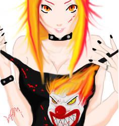 Sweet tooth's Girl by VampirePlayMate