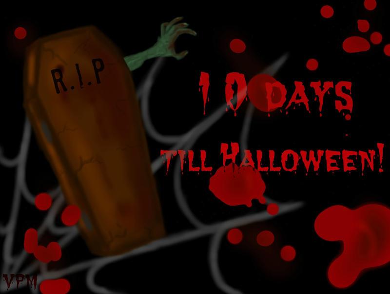 10 Days till halloween! by VampirePlayMate on DeviantArt