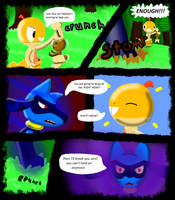 Pokemon Revival comic chapter 1 page 8 by XetaJTS