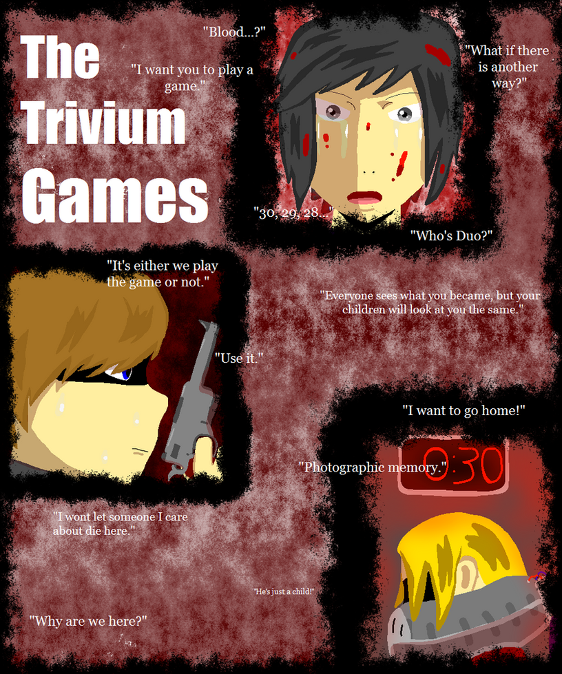 The Trivium Games (Cover) by XetaJTS