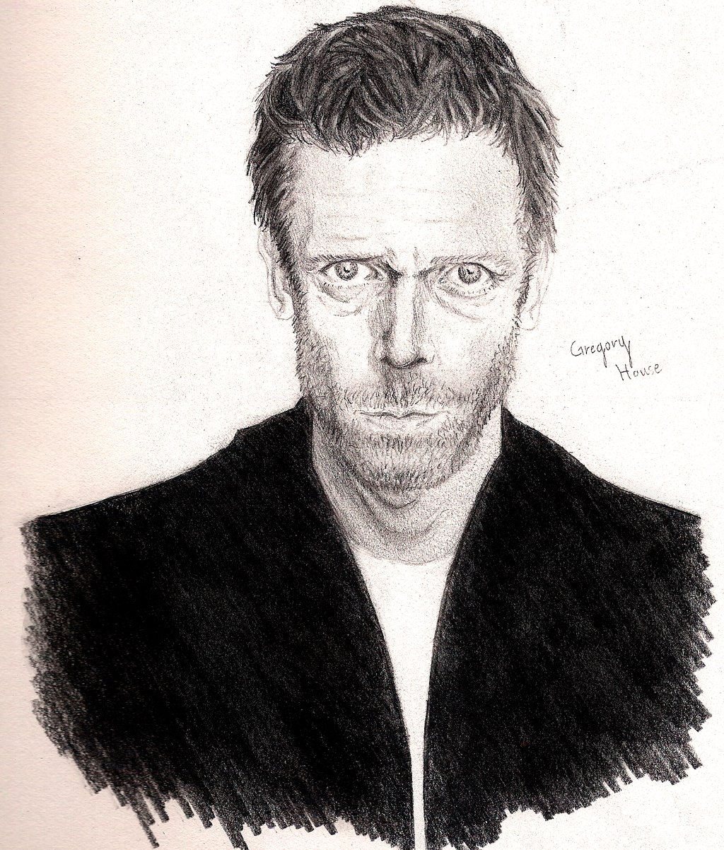 Gregory house by hellsfire on deviantart for Minimal art gregory battcock