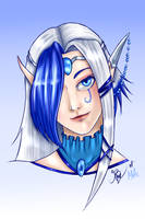 COLLAB : Heldaneore by CapitaineBlue