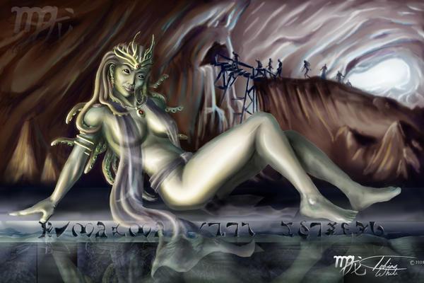 Priestess of Cthulhu by Ito-Saith-Webb