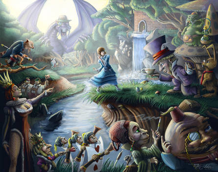 Wonderland: Controlled Chaos