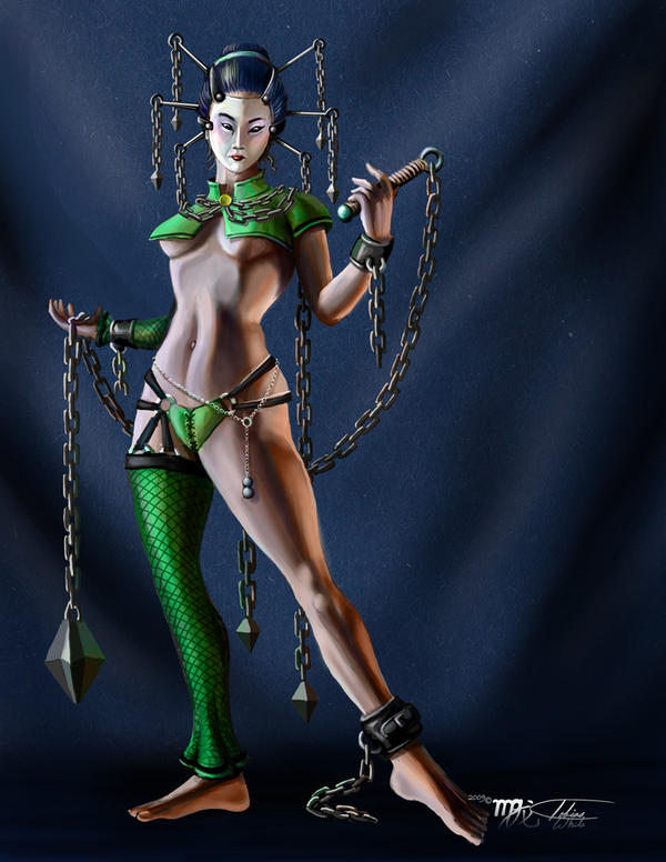 Mistress of Chains by Ito-Saith-Webb