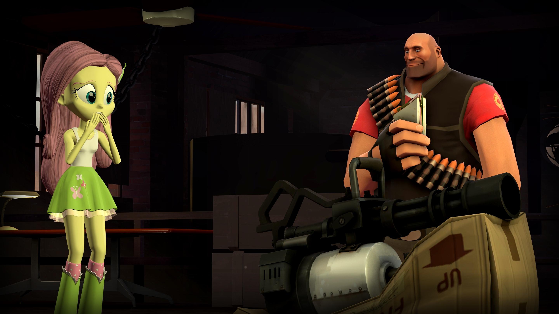 engineer and spy meet applejack rarity