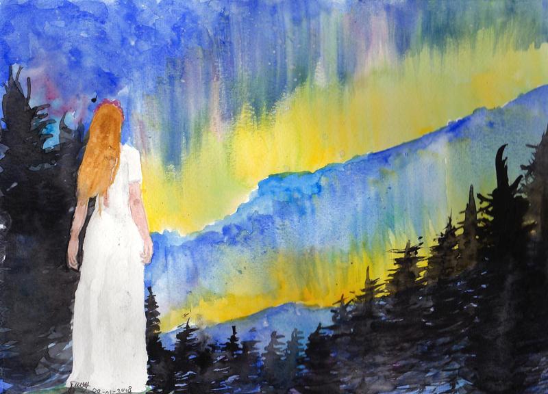 The white lady by jeskohh