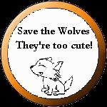 Save the Wolves by Cajincatcher