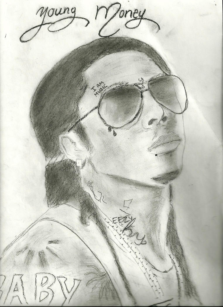 Young Money Drawings Young money thieve by benzeecasanovaYoung Money Drawings