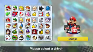 MK8 - What I think the roster should've been by Zieghost
