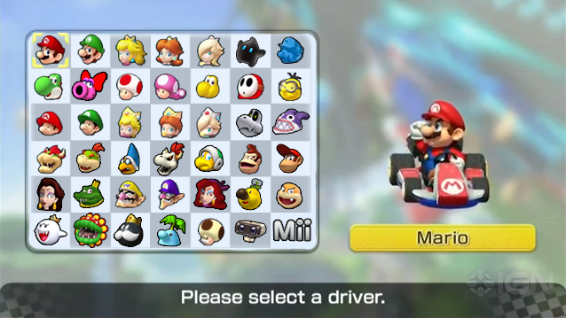 Mk8 What I Think The Roster Should Ve Been By Zieghost On Deviantart