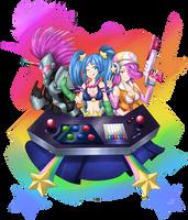 .:Arcade:. by Zieghost