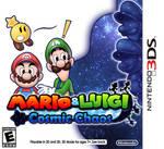Mario and Luigi: Cosmic Chaos ~ Box Art