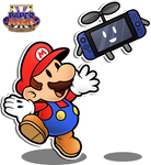 PM:TAB ~ Mario and (New) Droppy