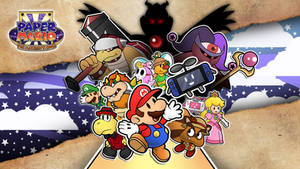 Paper Mario: The Ancient Book