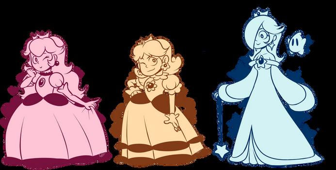 Royal Trio