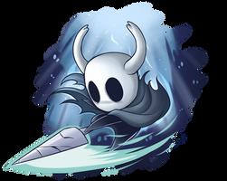 Hollow Knight by Zieghost