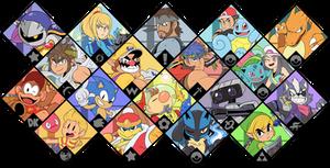 Super Smash Bros. Ultimate - Brawl Fighters