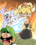 hey the Luigi's Mansion remake is looking good