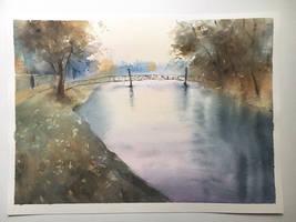 Cold November by JuliaKampanula