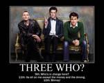 Three Who???