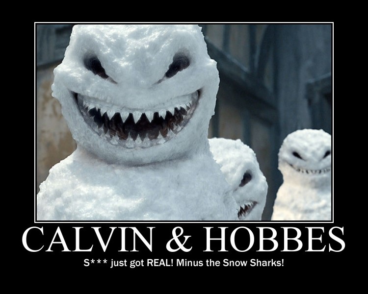 Calvin And Hobbes - Doctor Who Meme by shadowbane2009 on DeviantArt