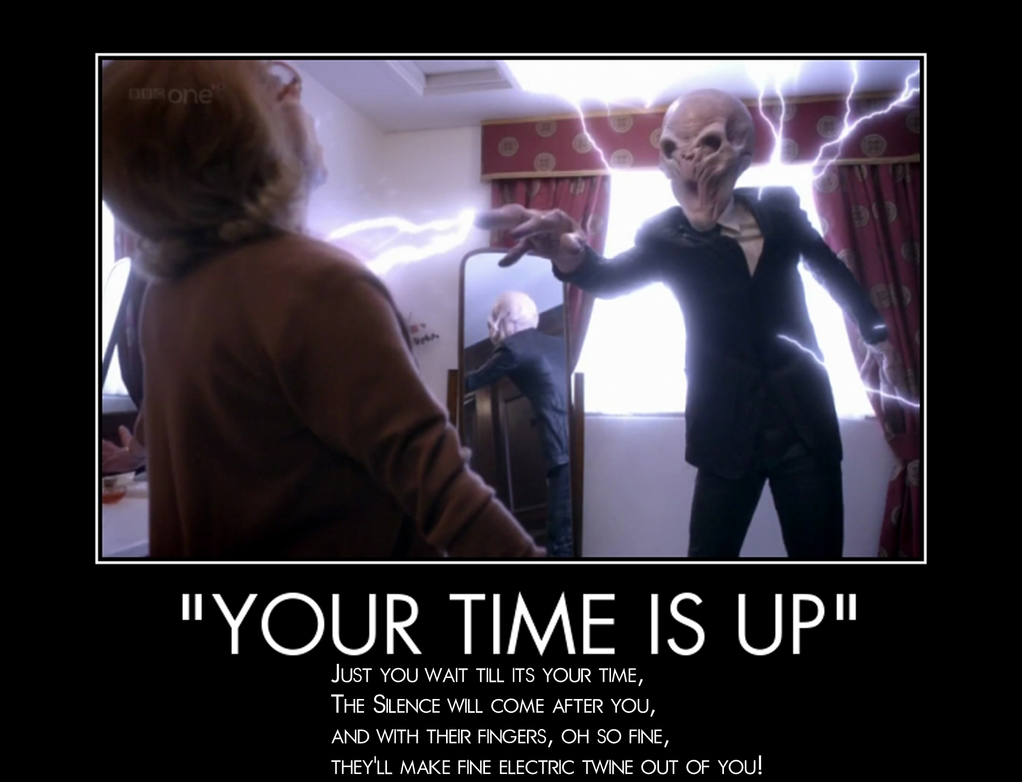 Your Time Is Up Christmas 2013 ...