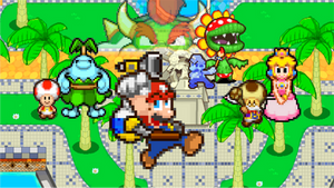 Super Mario Flashbacks: Super Mario Sunshine