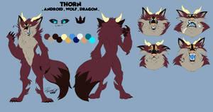 Thornwith braid by Adolas