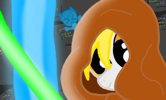 30 Min Challenge: Derpy Star Wars