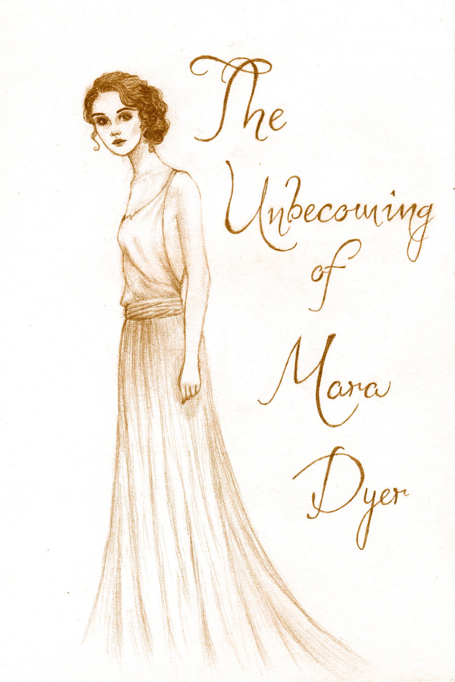 The Unbecoming of Mara Dyer by Frigate-1812 on DeviantArt Keira Knightley Atonement