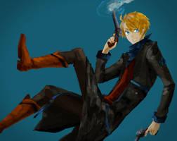 Shoot you down by Kyaroriin