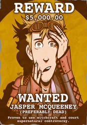 WANTED: JASPER MCQUEENEY by biscuit-the-great