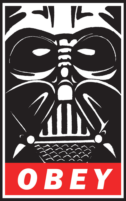 Obey Logo Wallpaper http://www.deviantart.com/morelikethis/collections ...