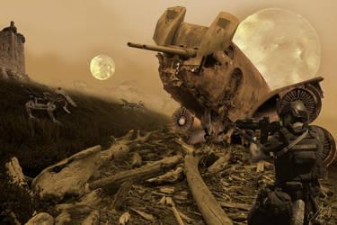 SciFi Landscape 2