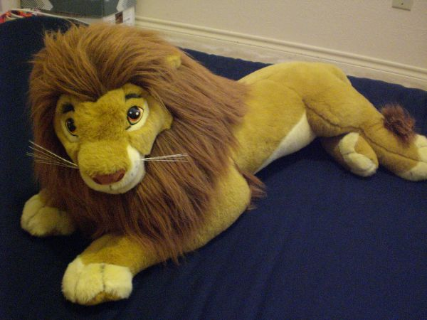 douglas adult simba FOR SALE by Khainon