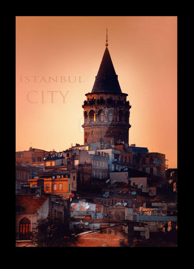 Istanbul City by galipwolkan