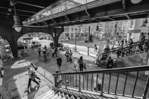 Unter Bahn Station by kmetjurec