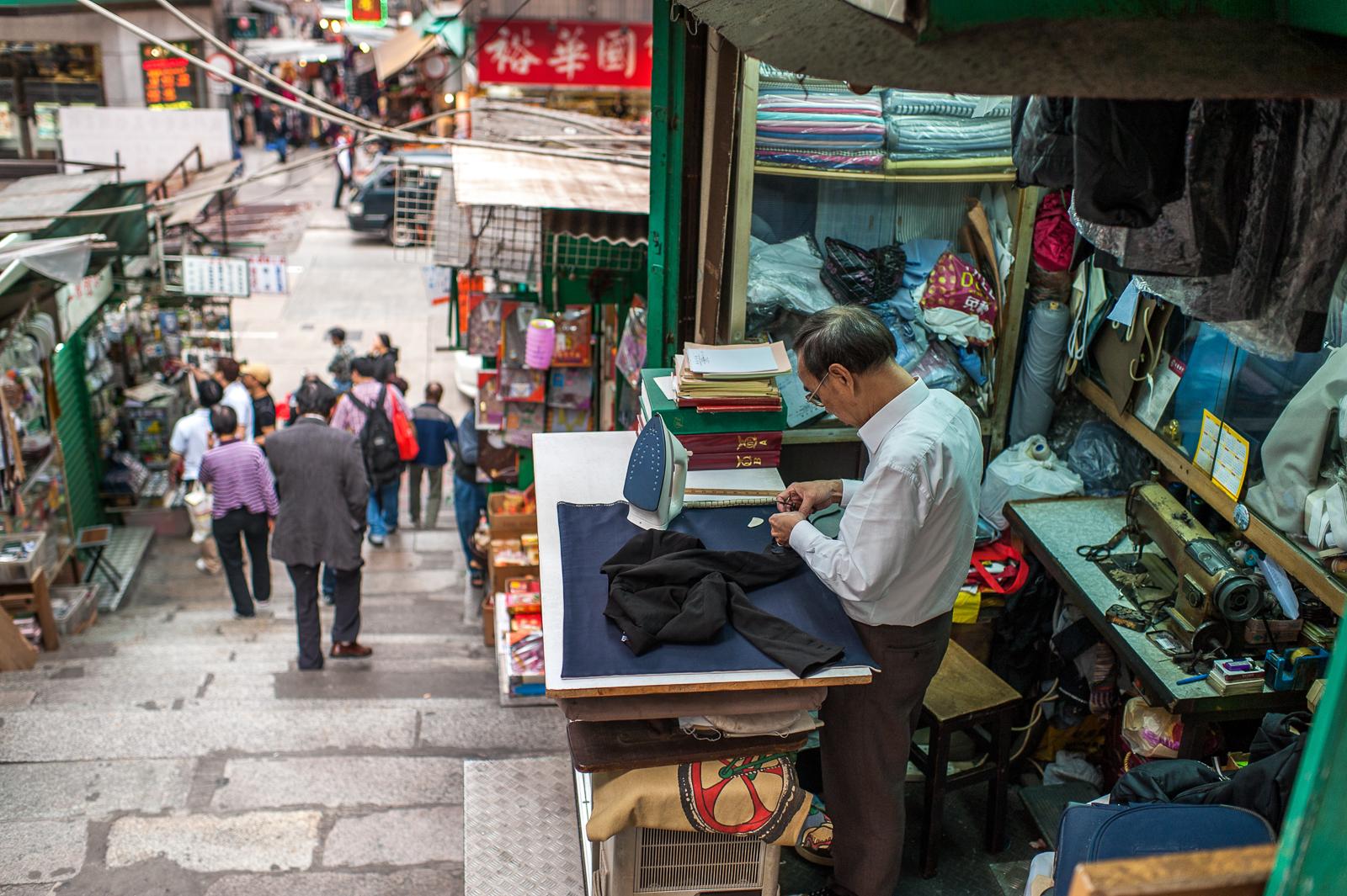 Street Tailor by kmetjurec