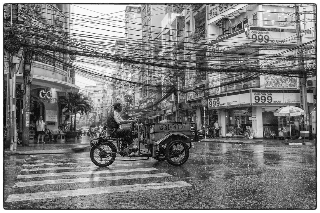 Saigon Rider by kmetjurec