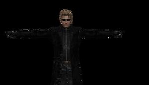 Albert Wesker ++Resident Evil+ MMD needs bones