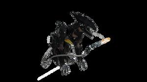 Bladewolf MGSRR++MMD DL