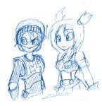 Jet Force Gemini: Sketch