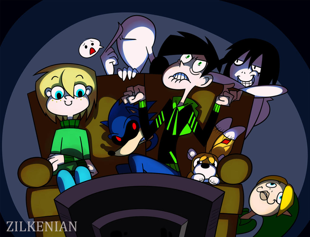 creepypastas:whyearetheystillhere??? by Zilkenian