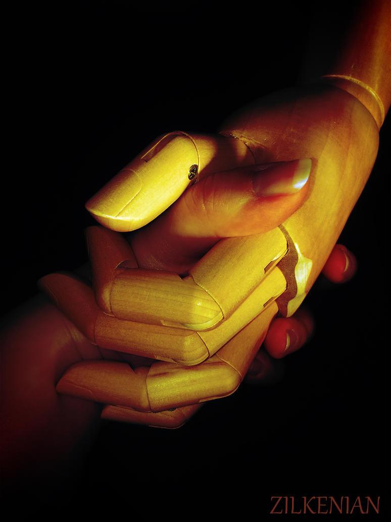 Hand To Hand by Zilkenian