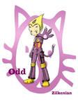 Odd Code Lyoko